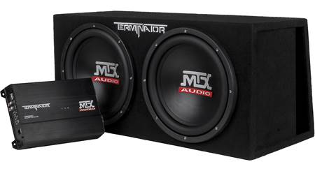 MTX TNP212DV Bass Package