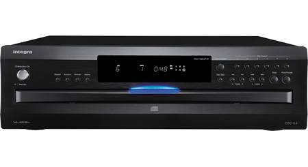 Yamaha CD-C600 5-disc CD changer/USB port for select iPods® at