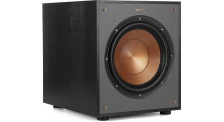 "Surround Sound Subwoofer For Home Theater 10/"" Living Room Sub Amp Amplifier 120V"