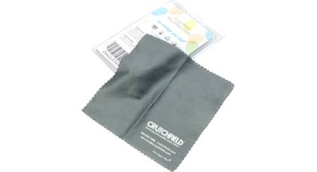 Crutchfield Microfiber Cleaning Cloth