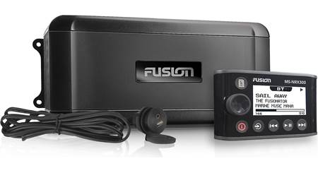 Fusion MS-BB300R Black Box Entertainment System