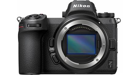 Nikon Z7 (no lens included)