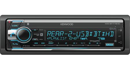 Kenwood KDC-BT772HD