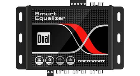 Dual DSEQ505BT Smart Equalizer