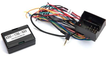 Axxess XSVI-1788-NAV Wiring Interface