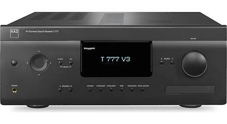 NAD T 758 V3 7 1-channel home theater receiver with Wi-Fi