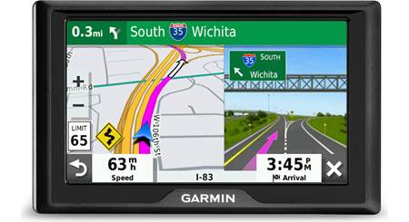 Garmin Drive™ 61 LMT-S Portable navigator with 6