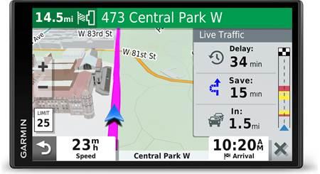 Garmin DriveSmart™ 65 & Traffic