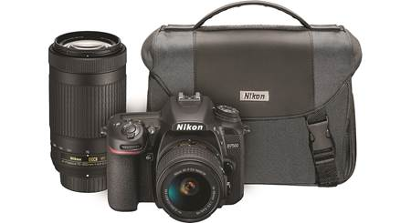 Nikon D7500 Two Lens Bundle