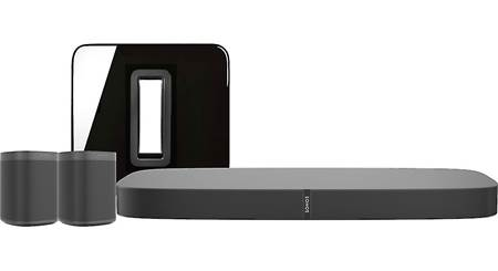 Sonos Playbase 5.1 Home Theater System with Voice Control