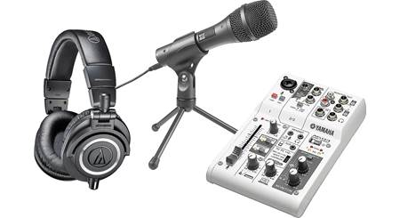 Audio-Technica/Yamaha eSports Gameplay Bundle
