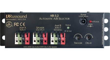 Russound AB-3.2 Automatic Speaker Selector