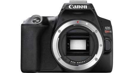 Canon EOS Rebel SL3 (no lens included)