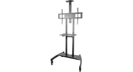 Kanto MTM82PL-S Mobile TV Cart- Black