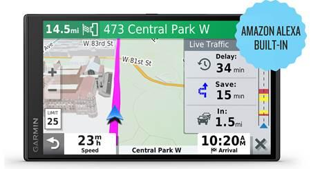 Garmin DriveSmart™ 65 with Amazon Alexa