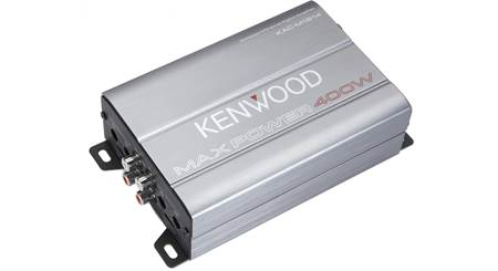 Kenwood KAC-M1824BT Compact 4-channel amplifier with Bluetooth ... on