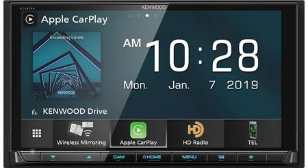Kenwood Excelon DDX9906XR