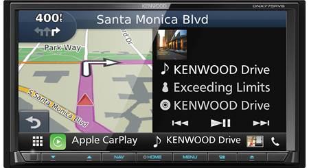 Kenwood DNX775RVS