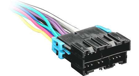 Metra 70-1858 Receiver Wiring Harness