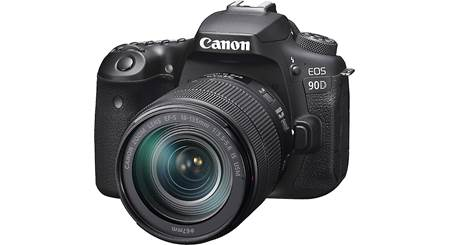 Canon EOS 90D Telephoto Lens Kit