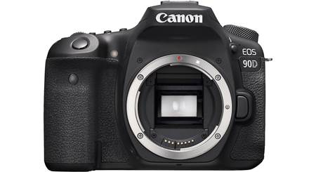 Canon EOS 90D (no lens included)