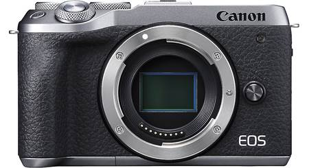 Canon EOS M6 Mark II (no lens included)