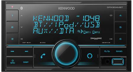 Kenwood DPX304MBT