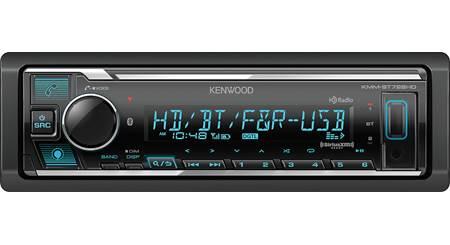 Kenwood KMM-BT728HD