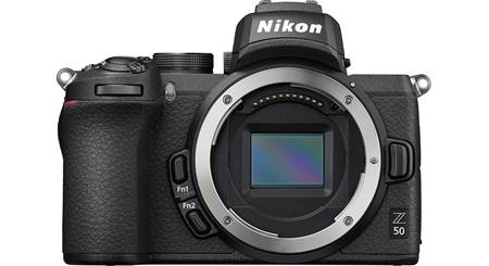 Nikon Z 50 (no lens included)