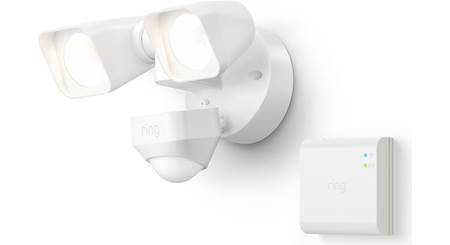 Ring Smart Lighting Floodlight Wired + Bridge