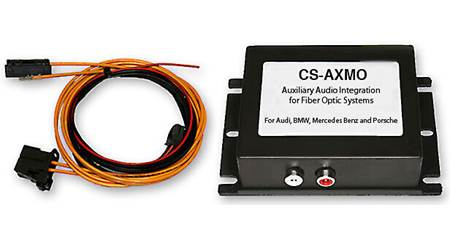Crux CS-AXMO Auxiliary Input Adapter for MOST Systems