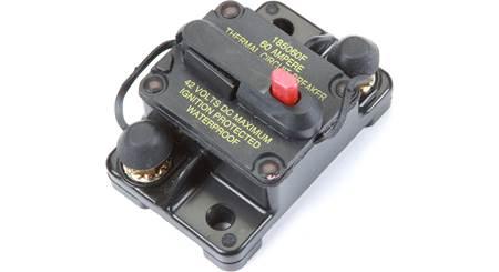 Garmin Circuit Breaker