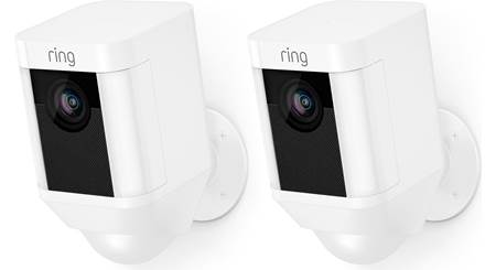 Ring Spotlight Cam Battery 2-Pack