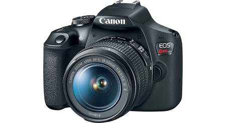 Canon EOS Rebel T7 Kit