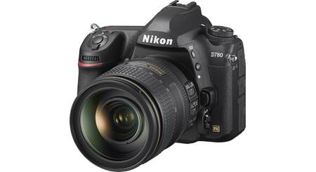 Nikon D780 Zoom Lens Kit