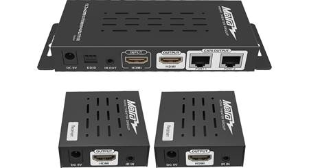 Metra HDMI Splitter and Extender Kit