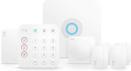 Ring Alarm 8-Piece Security Kit (2nd Generation)