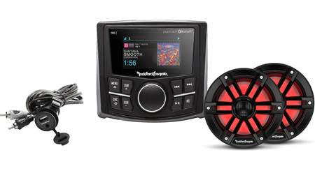 Rockford Fosgate Golf Cart Bundle 2
