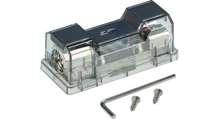 EFX Delta Dual Fused Distribution Block