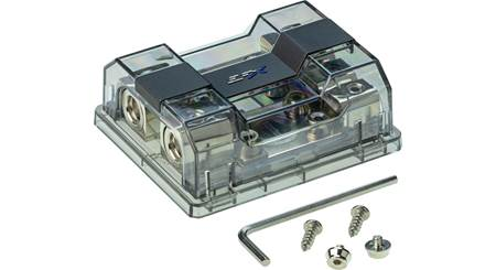 EFX Delta Quad Fused Distribution Block