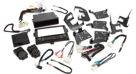 Metra 99-7620B Dash and Wiring Kit