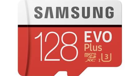 Samsung EVO Plus microSDXC Memory Card