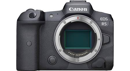 Canon EOS R5 (no lens included)