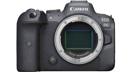 Canon EOS R6 (no lens included)