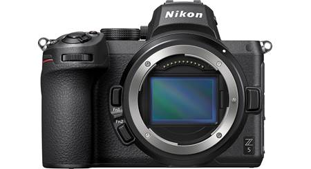 Nikon Z 5 (no lens included)