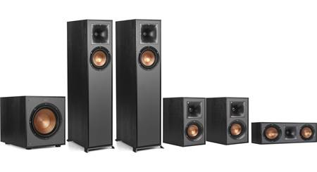 Klipsch R-610F 5.1 Home Theater Speaker System