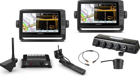 Garmin 2-Screen Panoptix Bundle