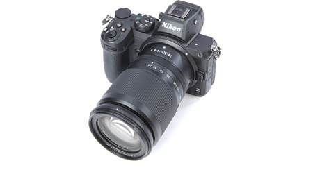 Nikon Z 5 Telephoto Zoom Lens Kit