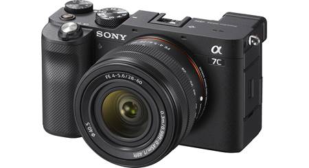 Sony Alpha 7C Zoom Lens Kit