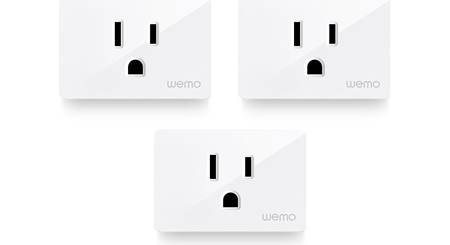 Belkin Wemo WiFi Smart Plug Bundle